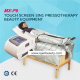 Нажмите кнопку воздуха лимфатического дренажа воздушного инфракрасный Pressotherapy оборудования для снижения веса