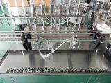 PLC Gecontroleerde het Vullen van de Zuiger Machine