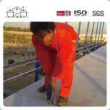 OEMはオーストラリアの標準プレハブの鉄骨構造のプレハブの家を整備する