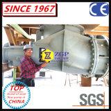 Pompa chimica di titanio orizzontale & verticale della pompa di flusso assiale & di elica del gomito