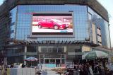 P6ポーランド人の通りの建物のための屋外SMDのフルカラーの広告のビデオ・ディスプレイボードLEDの印