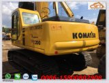 KOMATSU-PC200-6 verwendeter Exkavator für Verkauf