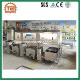 Industrielle Korb-Unterlegscheibe und Tellersegment-Waschmaschine