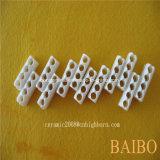 Poreuze Alumina Ceramische Platen/Blad voor Industrie