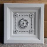 Декоративные водонепроницаемый Drop PU потолочные плитки/медальон Hn-B022