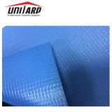 580GSM 1000d 9*9 Ocean Blue PVC Vinyl Tent Awning Tarpaulin