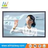22 pouces à écran tactile LCD avec une entrée VGA DVI HDMI USB (MW-222MBT)