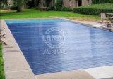 Estética transparente automático cubierta de piscina
