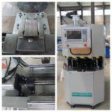 Máquina de canto da limpeza do CNC do perfil plástico da máquina de Windows da construção