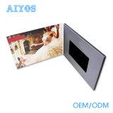 10.1 인치 고해상을%s 가진 자동 실행 디지털 LCD 영상 인사장