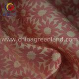 Покрашенная пряжей ткань хлопка жаккарда сплетенная полиэфиром для тканья (GLLML192)