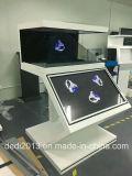 43pouces holographique en 3D affiche transparent