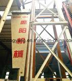 機械を作るフルオートマチックの削片板の生産ライン装置OSBの生産ライン削片板