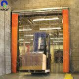 냉장고 극지 냉장고 Coldroom 저장을%s 유연한 PVC 커튼 지구