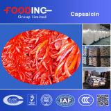 Capsaicin, 고추 함유수지 6.6% 기름 가용, 고추 추출