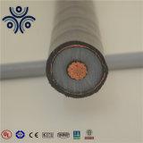 3+1 Core Fire-Resisting com isolamento de PVC / Cabo de alimentação elétrica com 0.6/1de Baixa Voltagem (KV)