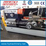 CS6266Bx1000 가벼운 의무 수평한 정밀도 금속 도는 선반 기계