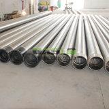 Schermo di collegare del cuneo SS304/tubo industriale del setaccio spostato collegare dell'acciaio inossidabile della maglia del filtro per pozzi
