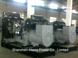 générateur diesel silencieux de Pekins de pouvoir en attente de notation de 440kVA 352kw