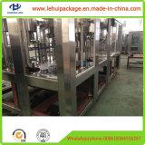 Automatische PLC-esteuerte Plastikflaschen-Wasser-Füllmaschine