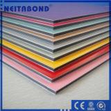 OEM de Material Compuesto de Aluminio con Recubrimiento PE