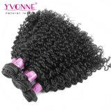 estensione brasiliana 100% dei capelli umani di Remy dei capelli del Virgin 7A