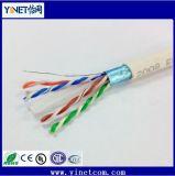 FTP/STP 4pr 23 AWG-Lehre, Kurbelgehäuse-Belüftung isolierte kupfernes Kabel des Netz-CAT6