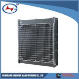 Kta19-G8-5 Weichuang generador de radiador de aluminio del radiador el radiador el radiador de cobre