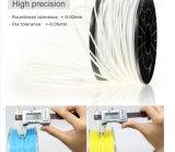 Filament multi d'imprimante des consommables 1.75mm PLA/ABS/Wood 3D d'impression de couleur