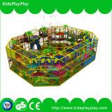 Парк атракционов ягнится крытое оборудование спортивной площадки для сбывания (KP-150828)