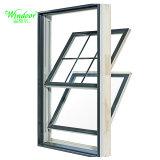 Haut de la qualité de Double vitrage Fenêtre en alliage en aluminium