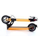 2車輪8.5のインチ500W 36Vの折りたたみの蹴りのスクーター