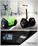 Batterie amovible contrôlée par appareil mobile E Scooter Mini-voiture