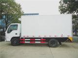 Piccolo camion di vendita caldo del frigorifero di Isuzu 4X2 Freezer Van Truck 3tons