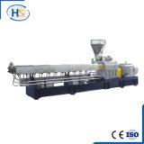 Máquina horizontal de la protuberancia del anillo del agua de la nodulizadora del plástico WPC EVA