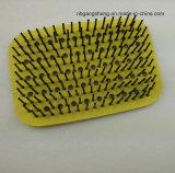 Пусковая площадка круглого цвета валика резиновый для Hairbrush