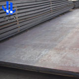 Piatto d'acciaio resistente all'uso laminato a caldo Nm500