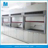 Armário de emanações de aço durável do laboratório médico