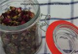 حارّ خداع مصغّرة طعام تخزين مرطبان [غلسّ بوتّل] مع ختم صوف غطاء شام وعاء صندوق