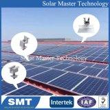 Metalldach-Systems-Solarbaugruppen-Sonnenenergie-System