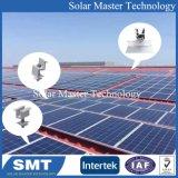 금속 지붕 시스템 태양 모듈 태양 에너지 시스템