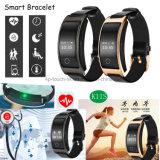 Smart Bracelete Pulseira Sports banda Bluetooth Bracelete inteligente impermeável IP67 (K11S)