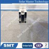 Flaches Dach-Montierungs-Zelle-Solarinstallationssatz mit Ballast gebeladener Solarmontage-Zahnstangen-Halter