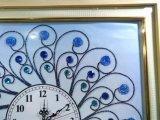 최고 인기 상품에 의하여 가져오는 예술 벽시계, 장식적인 벽시계