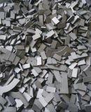 焼結のYw1およびYd15の堅い金属の合金の部品