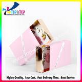 Tamaño personalizado el reciclaje de papel estucado Caja de tarjetas de boda