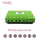 На заводе 48V 80A MPPT ЖК-дисплей контроллера заряда солнечной энергии