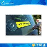 외국인 H3 ISO18000-6c RFID UHF 바람막이 유리 꼬리표