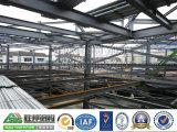 Parador de la estructura de acero, construcción de viviendas
