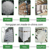 La Chine fournisseur PP tissés / vrac / Big / sac d'une tonne pour l'emballage de pierre, de la farine de poisson, de sucre, ciment, sable